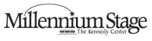 Millennium Stage Logo